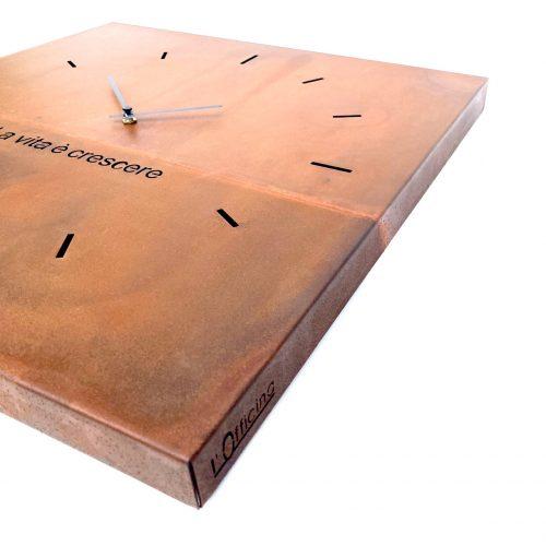 Wall clock - detail